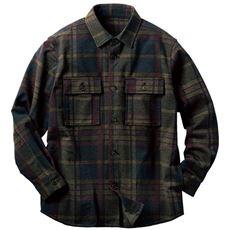 ストレッチ・CPOシャツジャケット