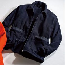 軽量・速乾・ワッフルフリースジャケット