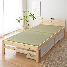 【組立+設置】ひのき畳ベッド
