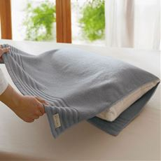 巻くだけ枕カバータオル(RE HADA)