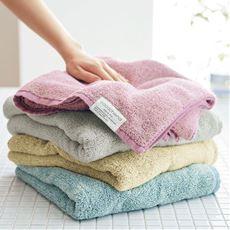 ふんわりタオル(cocochiena) 洗うほどにパイルが反発するからふっくら長持ち