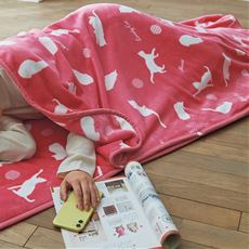 あったか猫のホットマット&毛布