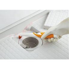 マルチポイントポリッシャー/電動ブラシ コードレス 細かい場所の掃除