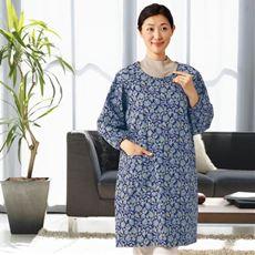 彩りお洒落かっぽう(綿100%)/日本製