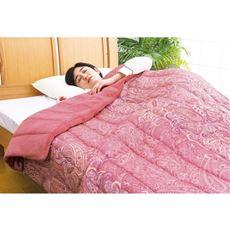 暖か電気いらずの6層毛布