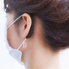耳が痛くなりにくいマスクアクセサリー2種組