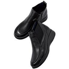 高井さんの靴 牛革5E美シルエットブーツ