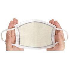 潤いシルクの抗菌インナーマスク