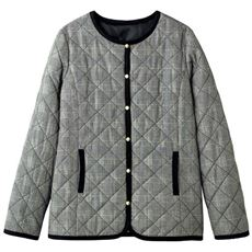 キルティングジャケット(手洗いOK)