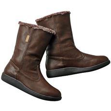 防水ミドル丈ブーツ(防水・防滑)