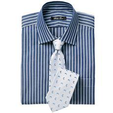 綿100%形態安定Yシャツ(長袖)
