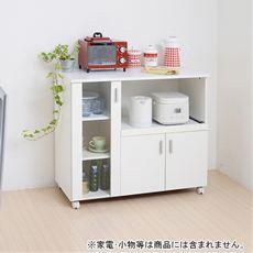 シンプルキッチンカウンター
