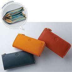 L型長財布(本革)