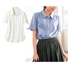カットソーシャツ(半袖)
