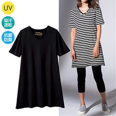 MINT ロングTシャツ(抗菌防臭・吸汗速乾・UVケア)