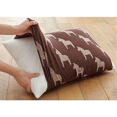 のびのびパイル枕カバー(抗菌防臭)