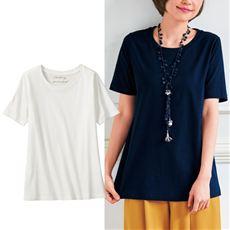 シンプルTシャツ(綿100%・L~10L)