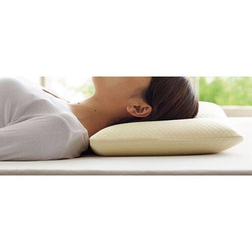 フラットタイプの低反発枕