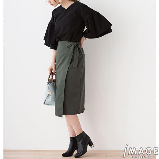 ブラック 着用イメージ【IMAGE Collection】