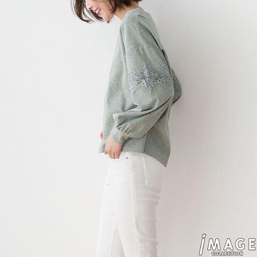 ミックスグレー サイドスタイル【IMAGE Collection】