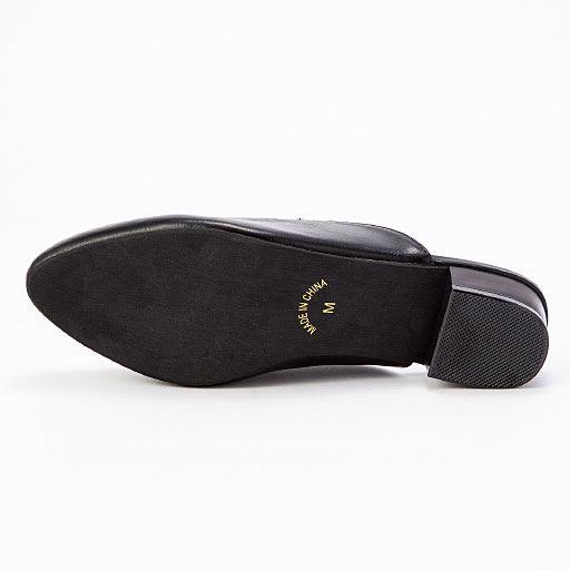 ブラック 靴底UP