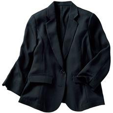 ブラウスジャケット(洗濯機OK・選べる2レングス)