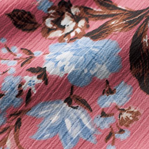 凹凸感のある楊柳素材