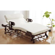 継ぎ目のないシームレスマットでさらに快適な寝心地を。