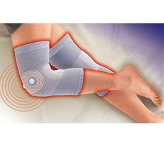 磁気治療器 寝ながら膝楽サポーター(2枚組)
