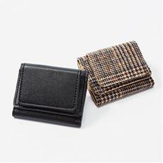 手のひらサイズのミニ財布