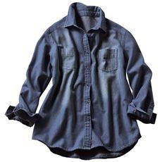 レギュラーシャツ(綿100%)