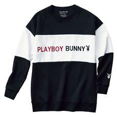 スムースプルオーバー(PLAYBOY Bunny)
