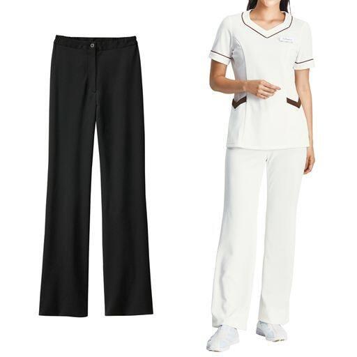 パンツ(選べる2レングス・吸汗速乾・UVカット・静電防止・防汚加工)