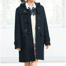 ランキング_上質あったかダッフルコート(スクール・制服)