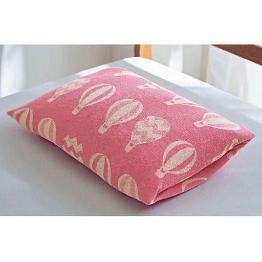 のびのび枕カバー(包めるタイプ・抗菌防臭・パイル)