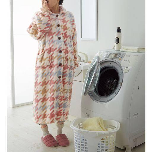 湿気を吸って発熱する着る毛布