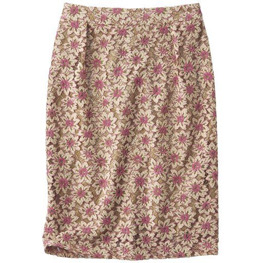 レースタイトスカート