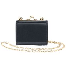ショルダー付きミニ財布