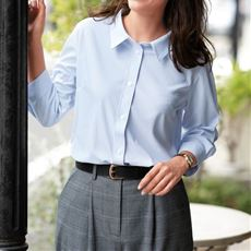 カットソーシャツ(7分袖)(UVカット・抗菌防臭・吸汗速乾)■グラマー用サイズ有(胸のサイズで選べる)■