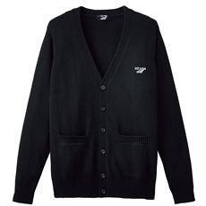 LIZ LISA doll 毛混Vネックニットカーディガン(スクール・制服)