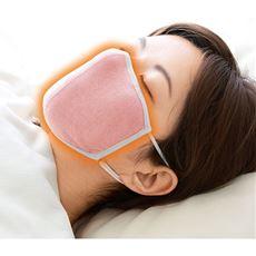 肌にやさしいシルク100%(本体)のマスクで、口もとやのどに潤いを。