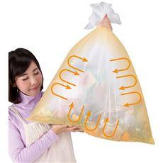 臭いにくいゴミ袋。生ゴミ・汚物の悪臭対策に!