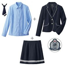 LIZ LISA doll 卒業式・入学式に!スーツ5点セット(スクール・制服)