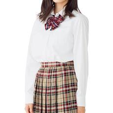 透けにくい長袖シャツ(高機能タイプ)(スクール・制服)