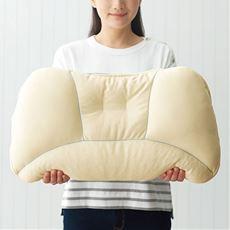 「寝返りしやすい」ことで人気の睡眠基準枕が、ご要望にお応えしてリニューアル! より寝返りや横向き寝がしやすい枕を目指しました。
