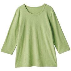 型崩れしにくいSZTシャツ 7分袖