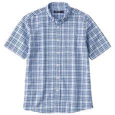 綿100%サッカー素材シャツ(半袖)