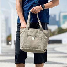 【anello®】休日のお出かけにちょうどよいサイズ感のトートバッグ