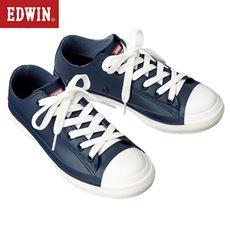 レインスニーカー(EDWIN)