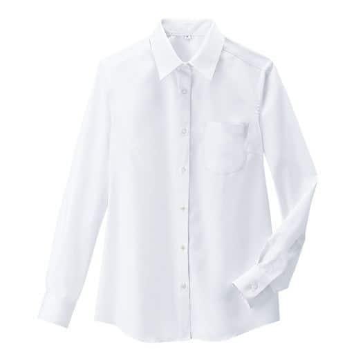 人気のCupopスクールシャツシリーズに、最高ランクの高機能スクールシャツが新登場。形態安定&抗菌防臭&UVカット&透けにくい素材がとっても便利!学生制服はもちろん、なんちゃって制服にも、オフィス用の通勤スタイルとして事務服ブラウスにもおすすめです。